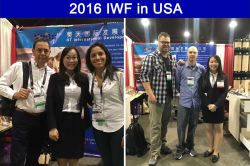 2016 IWF in USA
