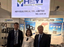2017/04/24-28 HEYI join HANNOVER MESSE in Germany