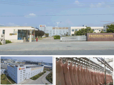 The engineering project for Jiangsu Food group Company Ltd.- Huai An Food Logistics Center.