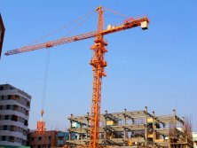 Model 6020 Tower Cranes Project in Bangladesh