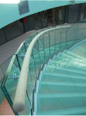 Laminated Glass Balustrade