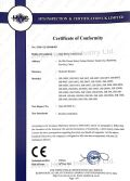CE Certification for Hydraulic breaker