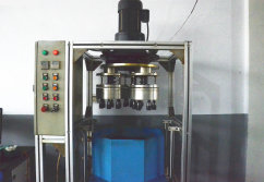 Passivation machine