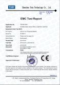 CE Test Report of Lithium Iron Phosphate Battery