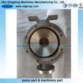 Titanium ANSI Chemical Pump Casing