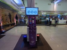 Our machine in Paraguay