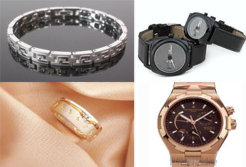 watches coated by intermediate-frequency ion plating machine