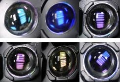 Auto Lamps Coated by Evaporating Machine