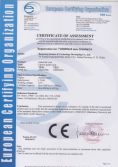 CE Certificates of Electric Pallet Truck