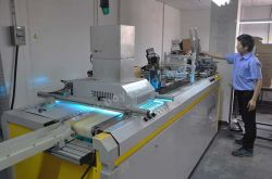 Germany imported UV barcode machine 2