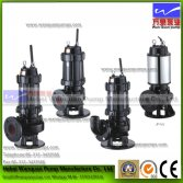 Agitator Centrifugal Submersible Slurry Pump for
