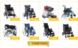 Topmedi Power wheelchair