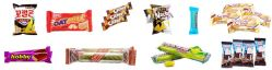SNACK Pouch Samples