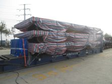 5 Motorized Rail carts were transported and applied in Mexico energy industry