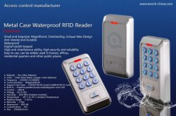 Metal Case Waterproof reader