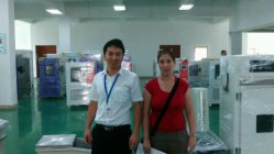 Customer Visiting from USA