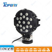 7inch 51W Round Heavy Duty Flood LED Car Light