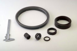 Tungsten Carbide Seals Rings for Machines with ISO 9001