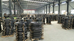 Band saw blade raw material stock