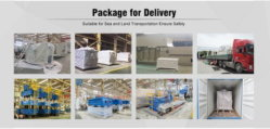 Hydraulic Press Package for Delivery
