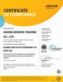 GRS certification