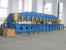 Milling Machine in Factory
