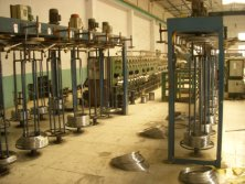 stainless steel wire work shop