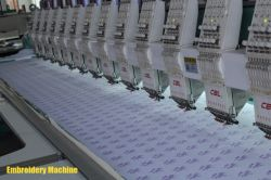 Embroidery Systems