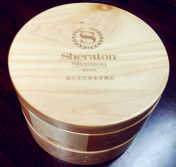 Sheraton Hotal Food Storage Box