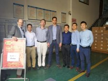 Germany Mr.Markus Aschenbrenner and Souliman Amarouche visit Hongzhou