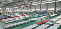 Steel sheet prodcution line
