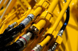 Hydraulic Hose and Fitting for Machinery Equipment