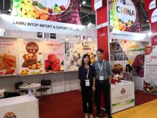 Asia Fruit Logistica at Hongkong in 2018