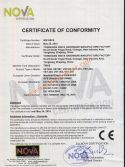 ce certiifcate for pedal pedicab and cargo trike