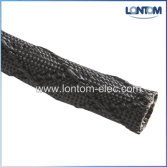 Heavy Wall Thermal Fiberglass Insulation Sleeving