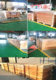 plywood cases for shipment