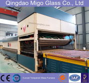 Curved Tempered Glass Production Furnace
