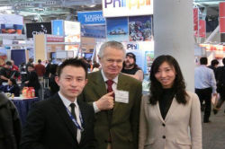Trade Show in China