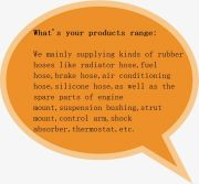 What′s your products range?