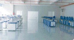 Sanhe Laser Warehouse
