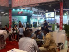 Our Customer On the Chinaplas Exbition.