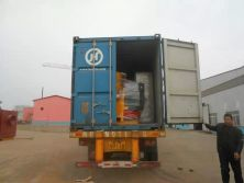 Singapore container dispatching