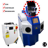 Jewelry Welding Machine With Both CCD and Microscope