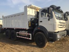 Sales! 5.4m BeiBen Dump Truck was on Sale![Feb 18,2016]