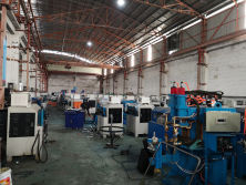Wire Ring Making Machine Workshop