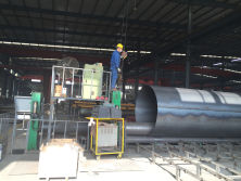 Bending roll machine