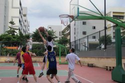 Company Basketball Match