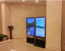 55inch Indoor 1920*1080 LCD Advertising Display for Lobby