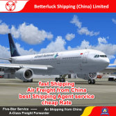 Reliable Air Freight agent from China to East Europe Logistics services
