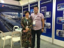 We DCI took part in The Big 5 Exhibition in Dubai